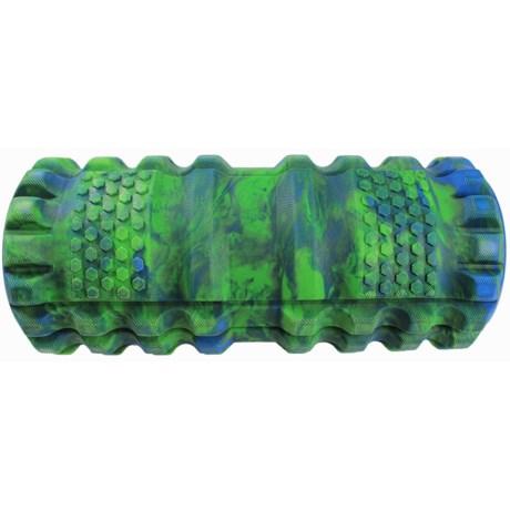 Maji Sports Chillaxo Tissue Massage Foam Roller - Taffy Pattern
