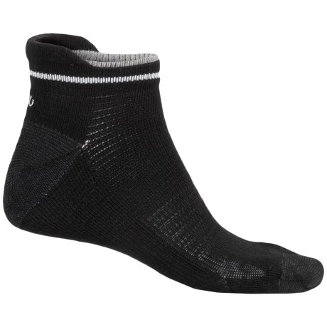 ECCO Tab Sport Socks - Pima Cotton, Below the Ankle (For Men)