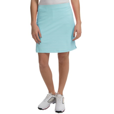 Wicking Active Skort - UPF 50+ (For Women)