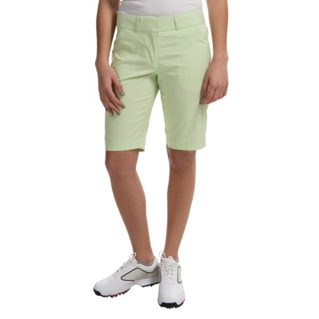Active Solid Shorts (For Women)
