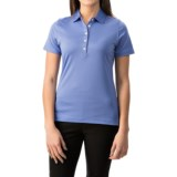 Active Polo Shirt - UPF 50+, Short Sleeve (For Women)
