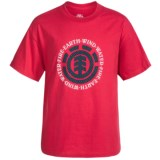 Element Graphic Print T-Shirt - Short Sleeve (For Little and Big Boys)