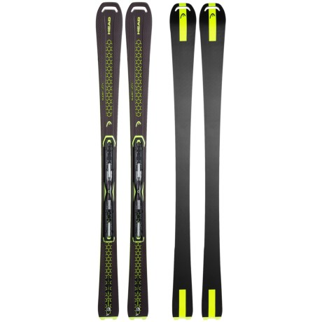 Head Super Joy SLR Alpine Skis - Joy 11 BR 78 Bindings (For Women)