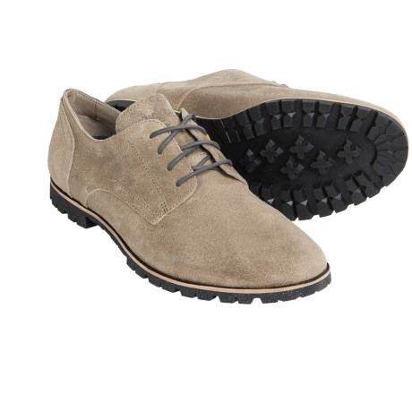 Woolrich Adams Suede Oxford Shoes (For Men)