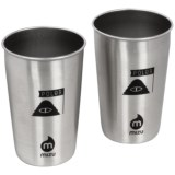 Mizu Stainless Steel Party Cups - Set of 2