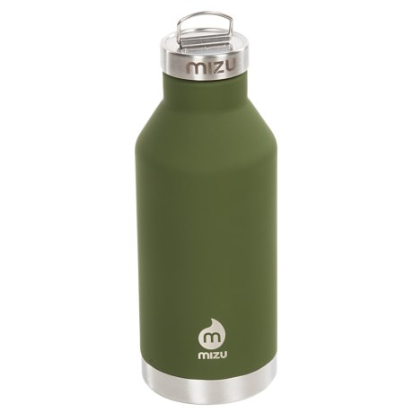Mizu V6 Vacuum-Insulated Stainless Steel Bottle - 20 fl.oz., BPA-Free