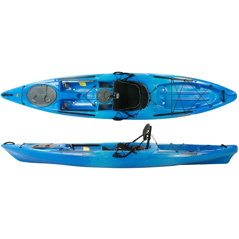 Wilderness systems r15 tarpon 12 0 fishing kayak 12 3 for Wilderness fishing kayak