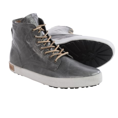 Blackstone IM10 Sneakers- Leather (For Men)