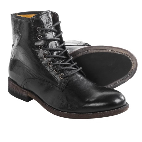 Blackstone IM26 Plain Toe Boots - Leather (For Men)