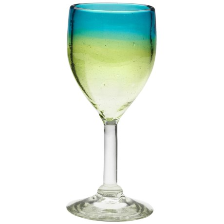 Global Amici Sonora Collection Goblet Glass