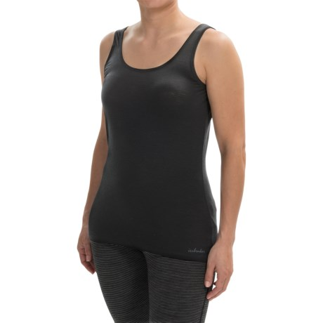 Icebreaker BodyFit 150 Siren Tank Top - UPF 30+, Merino Wool (For Women)