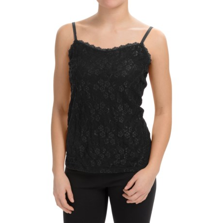 Lace-Front Camisole (For Women)