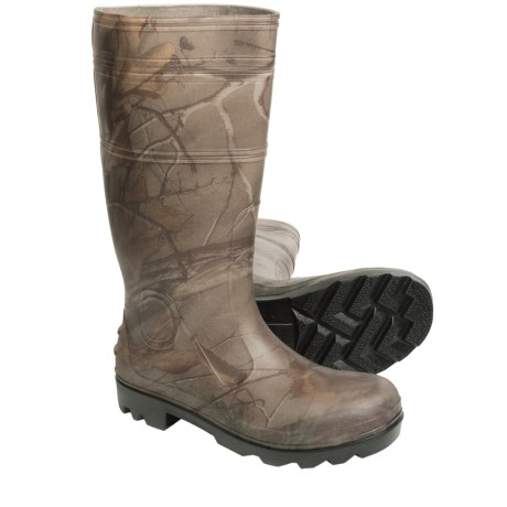 Itasca Pursuit PVC Hunting Boots - Waterproof (For Men)