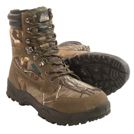 Itasca Big Buck 800g Thinsulate® Hunting Boots - Waterproof, Insulated (For Men)