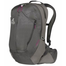 Gregory Maya 16L Backpack (For Women) in Fog Grey - Closeouts
