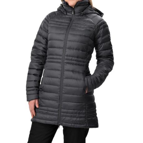 Burton [ak] Long Baker Down Jacket - 800 Fill Power (For Women)