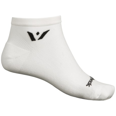 Swiftwick Sustain No-Show Running Socks - Below the Ankle (For Men and Women)