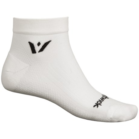 Swiftwick Sustain Low-Cut Running Socks - Ankle (For Men and Women)