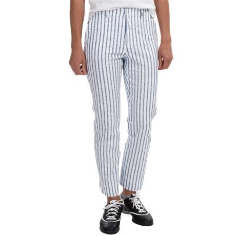 Bogner Rosi Piquet Crop Golf Pants (For Women)