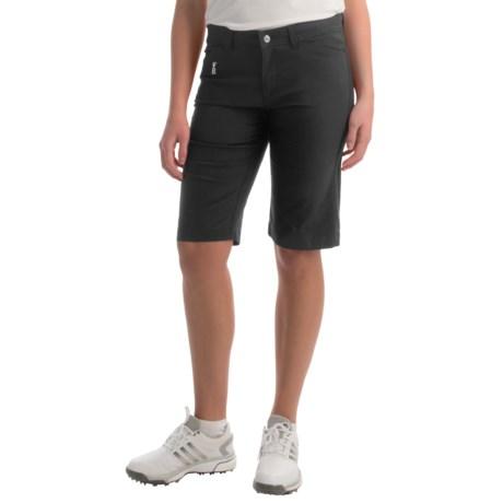 Bogner Laury-G Bermuda Gold Shorts (For Women)
