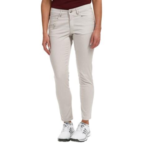 Bogner Vilma-G Golf Crop Pants - Slim Fit (For Women)