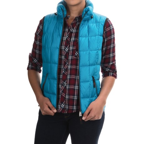 Bogner Fire + Ice Hania-D Light Down Vest (For Women)