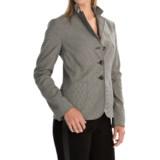 Bogner Adeline Houndstooth Blazer - Wool Blend (For Women)