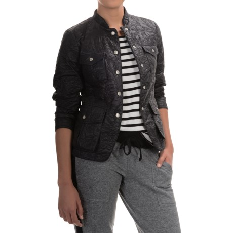 Bogner Nicla Coat - Snap Front (For Women)