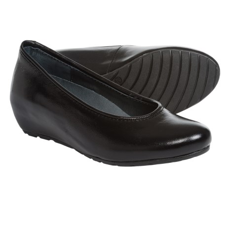 Wolky Valentine Wedge Shoes - Suede (For Women)