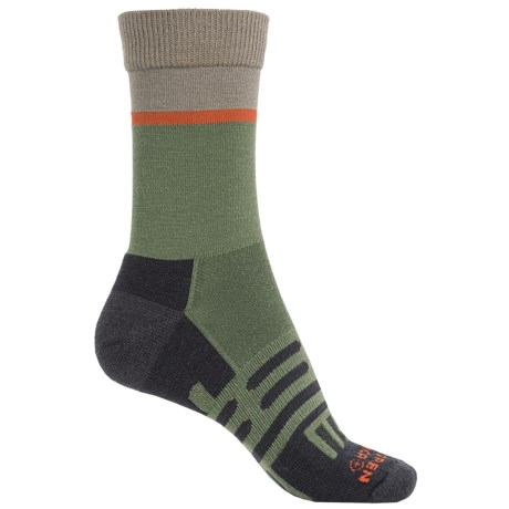 Dahlgren Half Pass Hiking Socks - Crew (For Women)