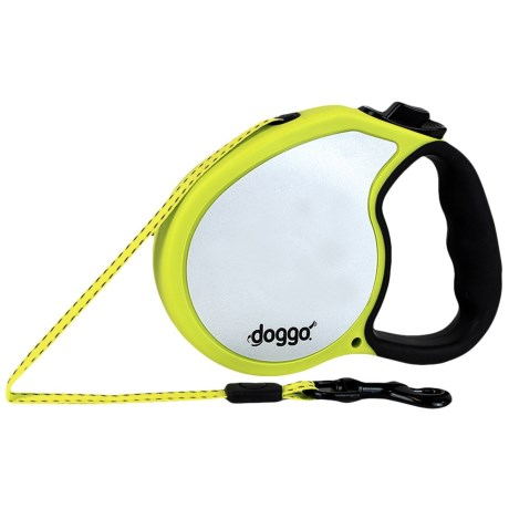 Doggo Everyday Retractable Dog Leash - Large