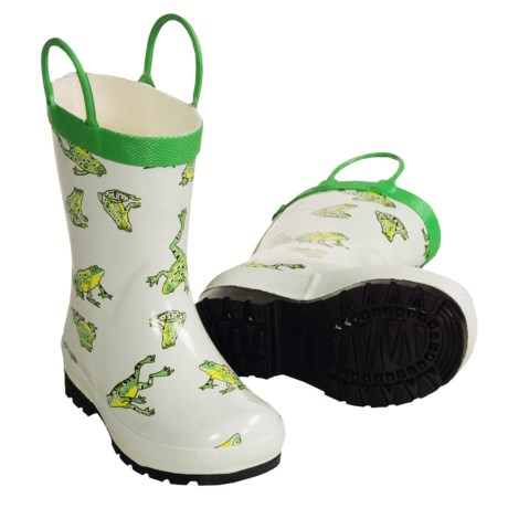 Hatley Printed Rubber Boots - Waterproof (For Little Kids)