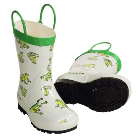 Hatley Printed Rubber Boots - Waterproof (For Little Kids)