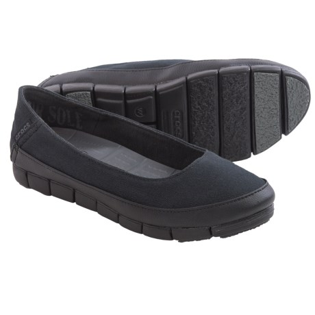 Crocs Stretch Sole Shoes - Flats (For Women)