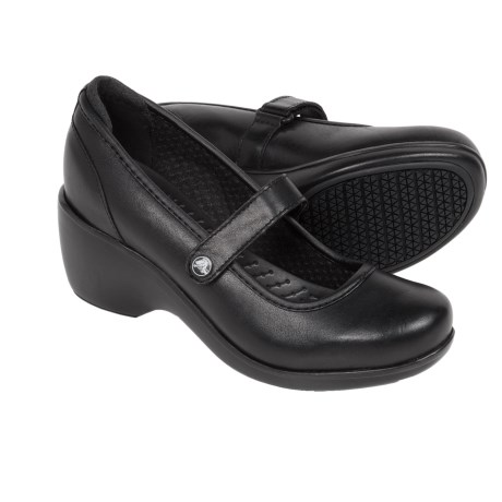 Crocs Ginger Wedge Shoes (For Women)