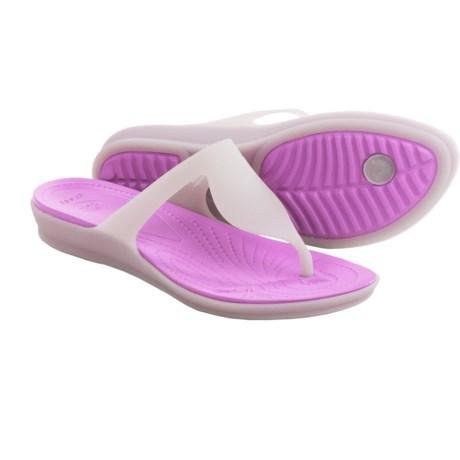 Crocs Rio Flip- Flops (For Women)