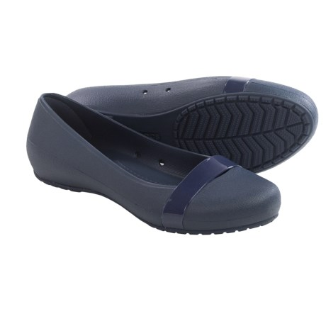 Crocs Brynn Shoes - Slip-Ons (For Women)
