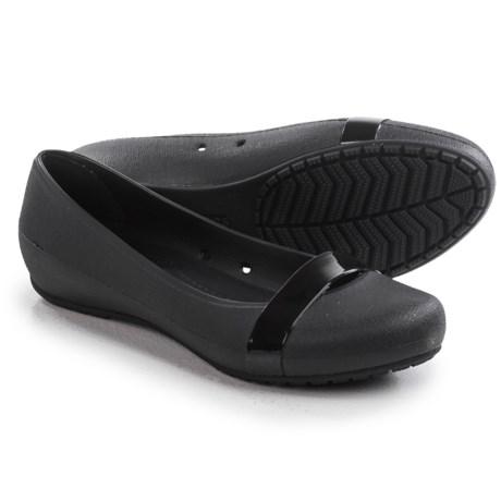 Crocs Brynn Shoes - Slip-Ons (For Women)