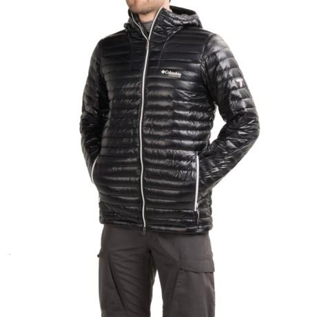Columbia Sportswear Decompression Omni-Heat® Down Jacket - 1000 Fill Power (For Men)