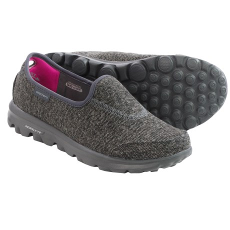 Skechers Gowalk Affix Shoes - Slip-Ons (For Women)