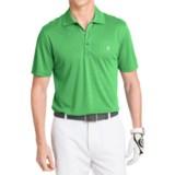 IZOD Champion Solid Grid Polo Shirt - UPF 20, Short Sleeve (For Men)