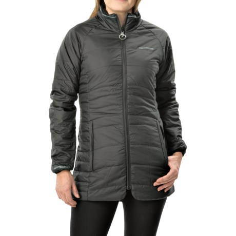 Craghoppers Compresslite Interactive Jacket - Insulated, Long (For Women)