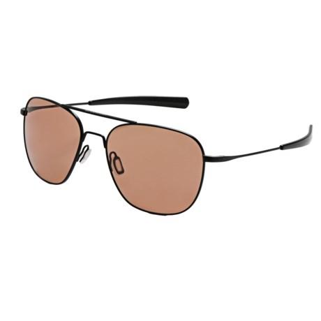 Serengeti Aerial Sunglasses - Photochromic Glass Lenses