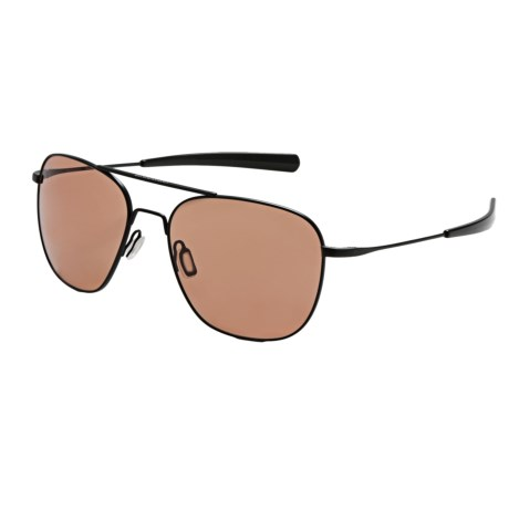 Serengeti Aerial Sunglasses - Photochromic Glass Lenses