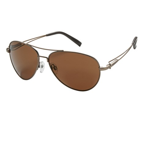 Serengeti Brando Sunglasses - Polarized, Photochromic Glass Lenses