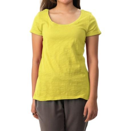 Threads 4 Thought Brigitte T-Shirt - Organic Cotton, Short Sleeve (For Women)