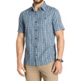 G.H. Bass & Co. Madawaska Trail Plaid Shirt - Short Sleeve (For Men)