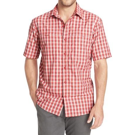 G.H. Bass & Co. Fancy Explorer Plaid Shirt - UPF 40, Short Sleeve (For Men)