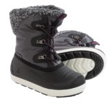 Kamik Dashaway Snow Boots - Waterproof (For Little and Big Girls)