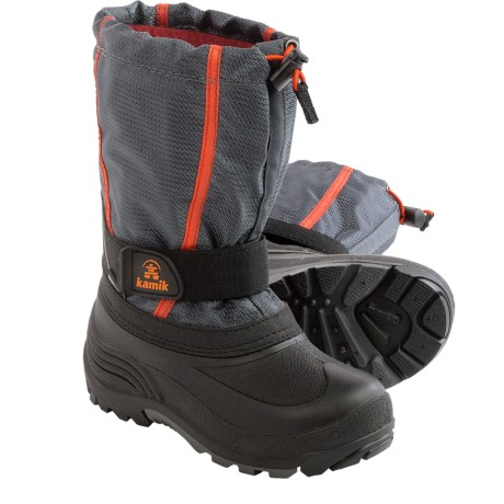 Kamik Carver Pac Boots - Waterproof, Insulated (For Little and Big Kids)